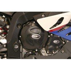 Couvre-carter droit (embrayage) R&G RACING noir BMW S1000R/RR