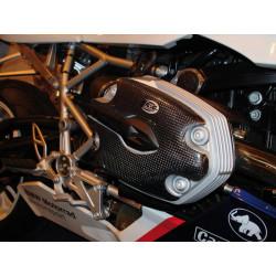 Slider moteur carbone droit pour R1200GS , RT, S, ST, HP2