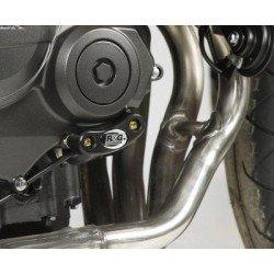 Slider moteur droit R&G RACING noir Honda CB/CBR600F