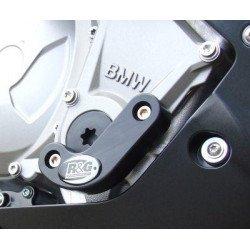 Slider moteur droit R&G RACING noir BMW S1000R/RR/XR