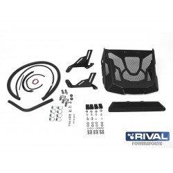 Kit relocalisation radiateur RIVAL CF Moto CForce 800/1000