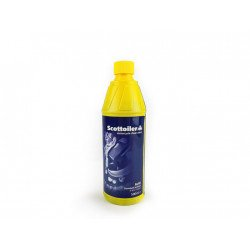 Recharge d'huile SCOTTOILER kits eSystem et vSystem standard bleu 0-30°C 500ml