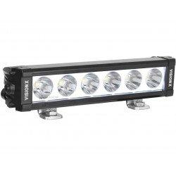 Rampe de LED X-VISION Xpl 6 Leds 3220 Lumens avec rétroéclairage 24cm