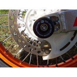Protection de bras oscillant R&G RACING noir Honda CRF250/450R/X