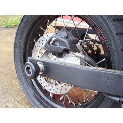 Protection de bras oscillant R&G RACING noir Yamaha