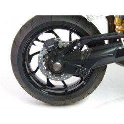 Protection de bras oscillant R&G RACING noir BMW