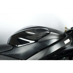 Sliders de réservoir R&G RACING carbone Yamaha YZF-R6