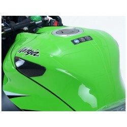 Sliders de réservoir R&G RACING carbone Kawasaki ZX-10R