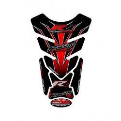 Protection de réservoir MOTOGRAFIX 4pcs rouge Honda