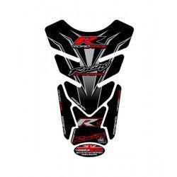 Protection de réservoir MOTOGRAFIX 4pcs rouge/blanc/bleu Honda