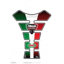 Protection de réservoir MOTOGRAFIX 1pc Italian Flag Ducati