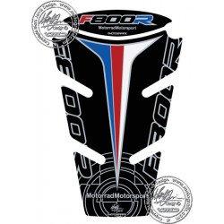 Protection de réservoir MOTOGRAFIX 2pcs noir Motorrad BMW F800R