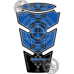 Protection de réservoir MOTOGRAFIX 2pcs bleu BMW F800R