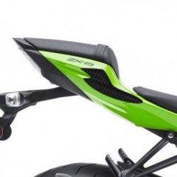 Sliders de coque arrière R&G RACING carbone Kawasaki ZX6R