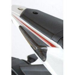 Sliders de coque arrière R&G RACING carbone Yamaha YZF125R