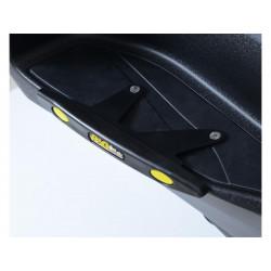 Slider de marche-pied R&G RACING noir Yamaha X-Max 300