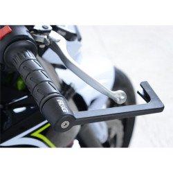 Protection de levier de frein R&G RACING noir Kawasaki Z650