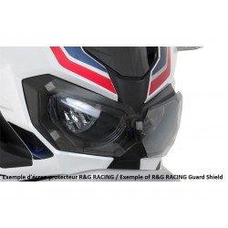 Ecran de protection feu avant R&G RACING translucide Suzuki GSX-S750