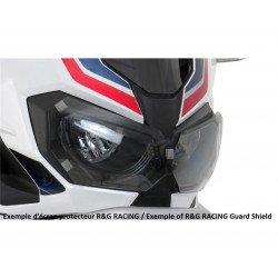 Ecran de protection feu avant R&G RACING translucide Honda CB1000R