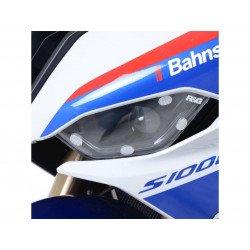 Ecran de protection feu avant R&G RACING translucide BMW S1000RR