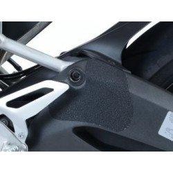 Adhésif anti-frottement R&G RACING bras oscillant noir 2 pièces Ducati 899/959 Panigale