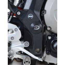 Adhésif anti-frottement R&G RACING cadre noir 2 pièces BMW S 1000 XR