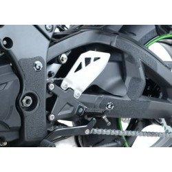 Adhésif anti-frottement R&G RACING bras oscillant noir 4 pièces Kawasaki ZX-10R