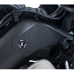 Adhésif anti-frottement R&G RACING bras oscillant noir 3 pièces Yamaha