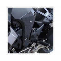 Adhésif anti-frottement R&G RACING cadre noir (2 pièces) Kawasaki Z1000SX