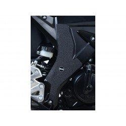 Adhésif anti-frottement R&G RACING noir (2 pièces) Suzuki GSX-R125