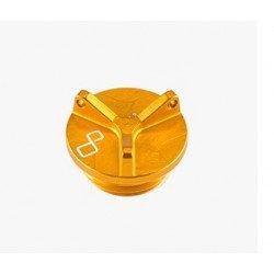 Bouchon de carter d'huile LIGHTECH M19,5x2,5 3 trous alu or