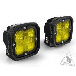 Kit lentilles DENALI TriOptic™ ambre éclairages D4