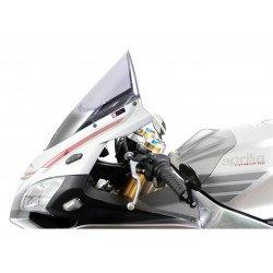 Bulle MRA Racing clair Aprilia RSV4RR/RF