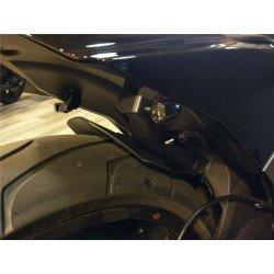 Garde boue arrière ACCESS DESIGN noir Harley Davidson FXDR114