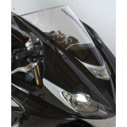 Caches orifice rétroviseur R&G RACING noir Triumph Daytona 675/R