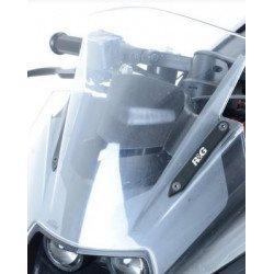 Cache-orifice rétroviseur R&G RACING noir KTM RC125/RC390