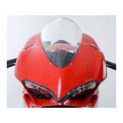 Cache-orifices clignotants R&G RACING noir Ducati 959/1299 Panigale