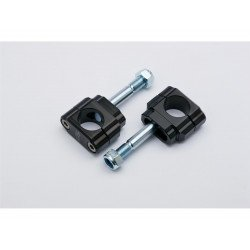 Pontets de guidon RENTHAL Ø28,6mm Fatbar/Twinwall Yamaha