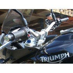Pontets de guidons pour TRIUMPH Tiger 1050 '09