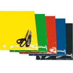 Planches adhésives BLACKBIRD Crystall jaune