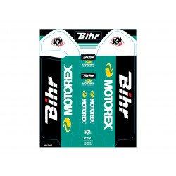 Kit de déco de fourche Bihr/Motorex KUTVEK KTM SX-SXF