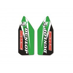Sticker de fourche BLACKBIRD Dream Graphic 4 Kawasaki KX250/450F