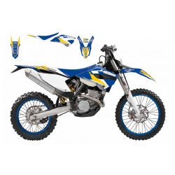 Kit déco BLACKBIRD Dream Graphic 3 Husaberg FE/FS