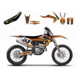 Kit complet BLACKBIRD Rockstar Energy KTM SX/SX-F/EXC