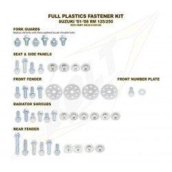 Kit vis complet de plastiques Bolt Suzuki RM125/250