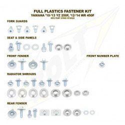Kit vis complet de plastiques Bolt Yamaha YZ250F/WR450F