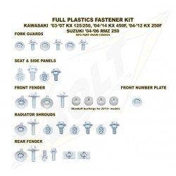 Kit vis complet de plastiques Bolt Kawasaki KX-F250/450