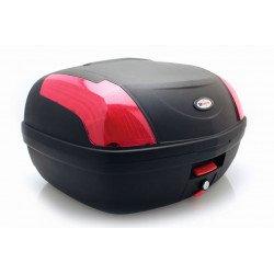 TOP CASE BBOX noir mat avec serrure 46l
