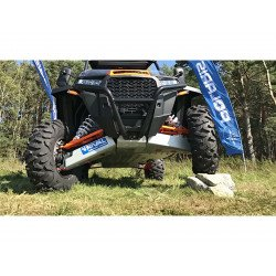 Kit protection de triangles avant RIVAL alu Polaris RZR 1000 XP/Turbo