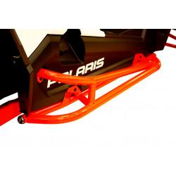 Protection latérale DRAGONFIRE rouge Polaris RZR